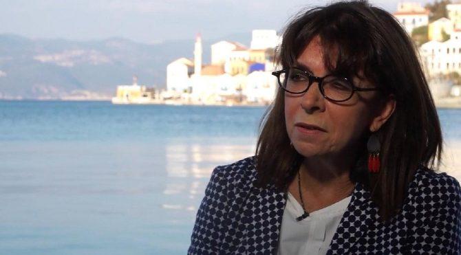Yunanistan Cumhurbaşkanı'ndan Türkiye çıkışı: Savaşa hazırlıklı olmalısınız