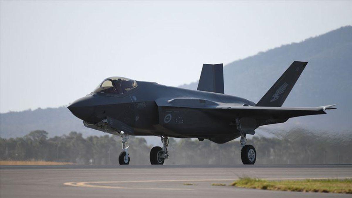 Yunanistan, F-35 alımı için ABD'ye resmi talepte bulundu