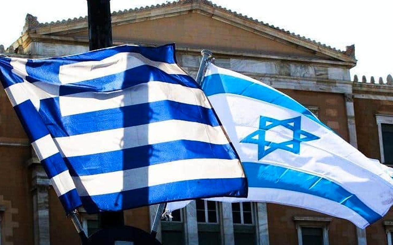 İsrail Doğu Akdeniz'de Açık Destek Verdi!